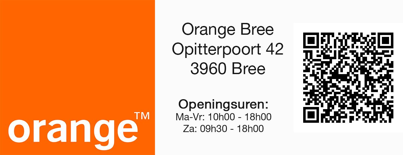 Orange BREE