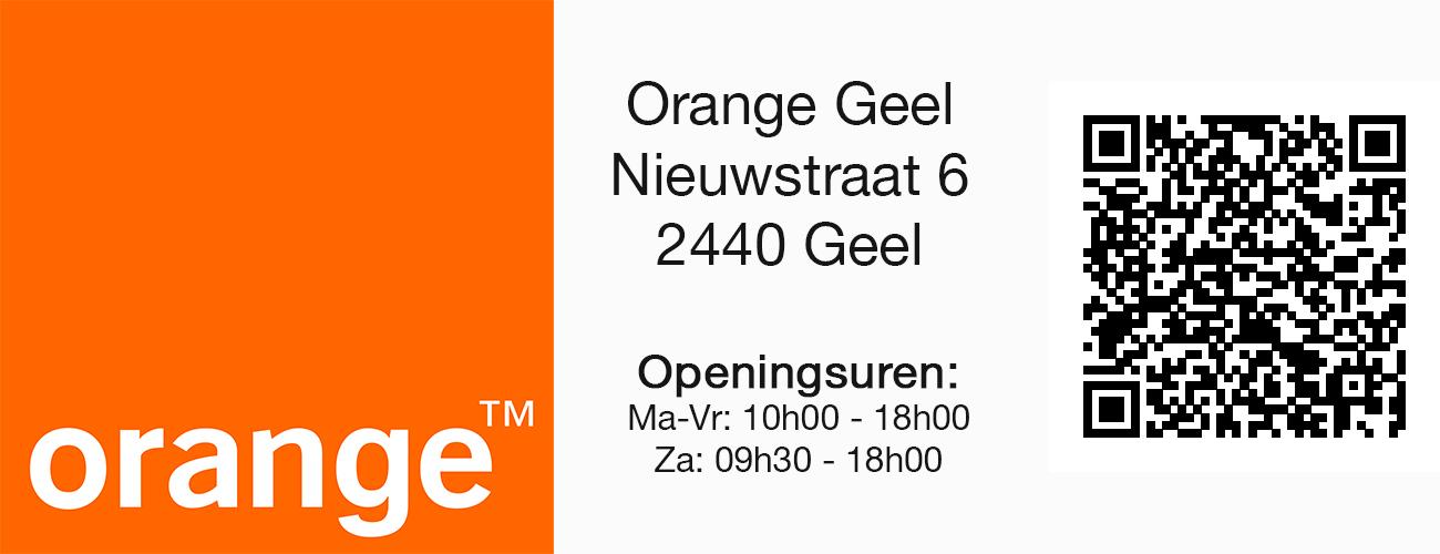 Orange GEEL