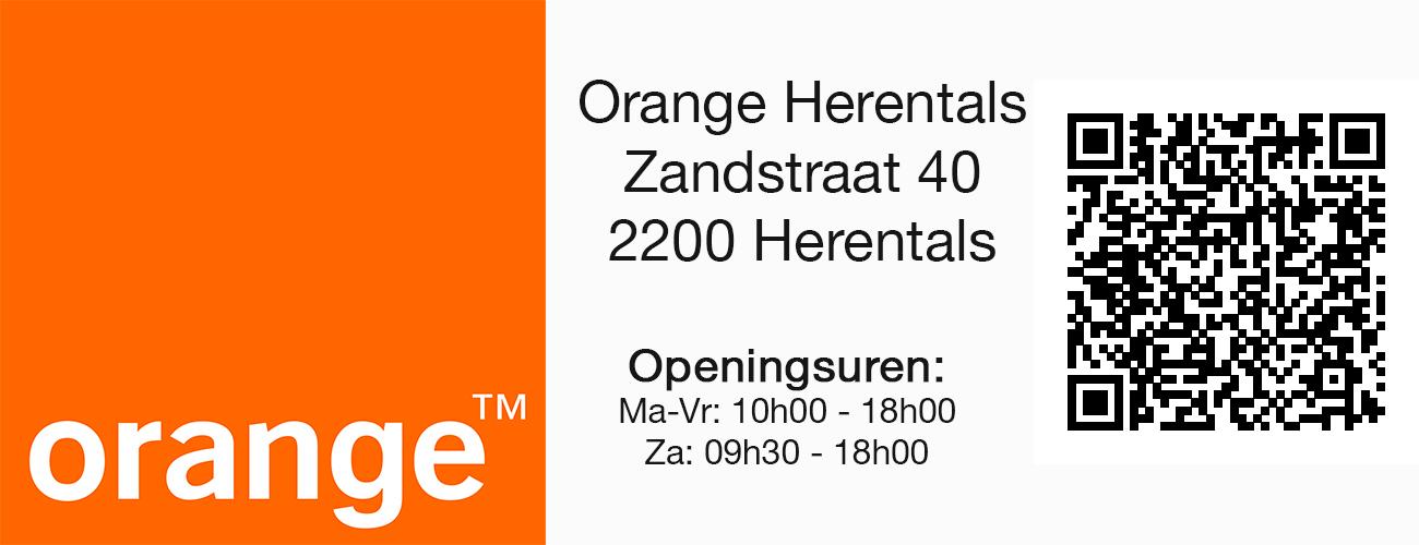 Orange HERENTALS